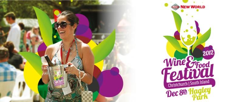 New World Wine & Food Festival