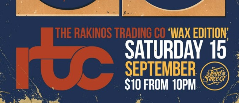 Rakinos Trading Co Vinyl Edition