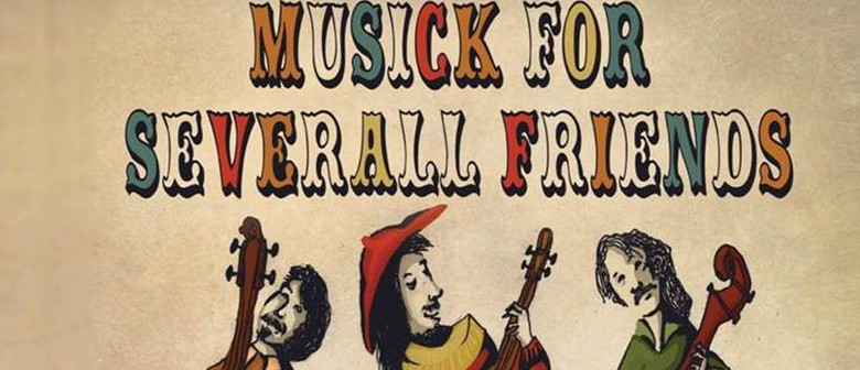 Musick for Severall Friends: Baroque Wind