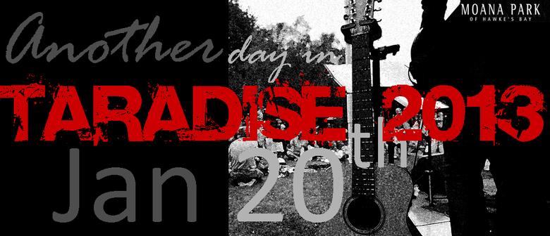 Another Day in Taradise 2013 - Moana Park