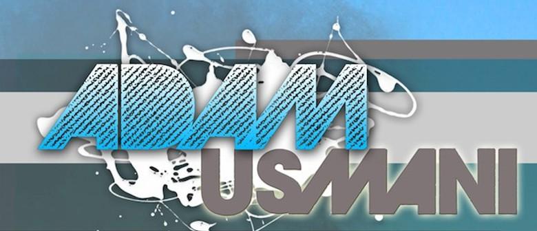 Adam Usmani and the Blacklight Strings