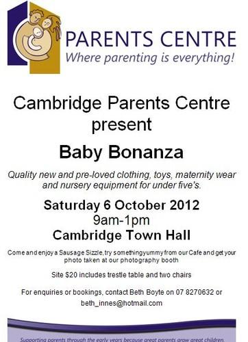 Cambridge Clothing Baby Donation