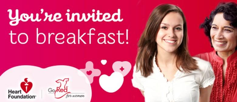Go Red for Women Breakfast