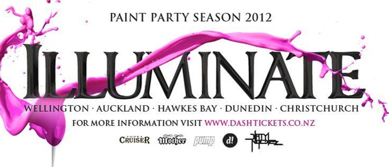 Illuminate Paint Party
