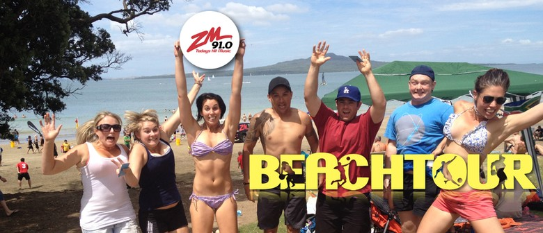 The Beachtour presented by 91ZM