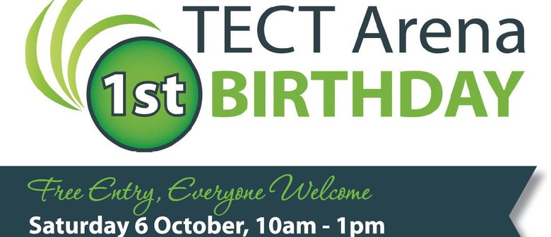 TECT Arena's 1st Birthday