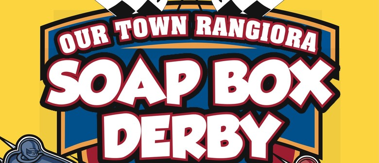 Rangiora Soap Box Derby