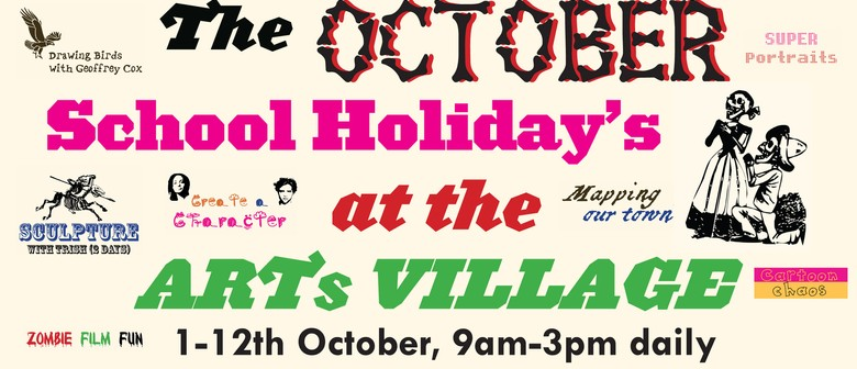 October School Holiday Programme