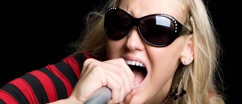 $1500 40's Plus Karaoke
