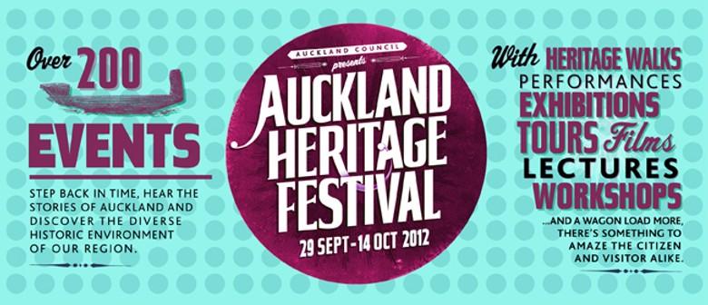 Auckland Heritage Festival: Forgotten Dresses