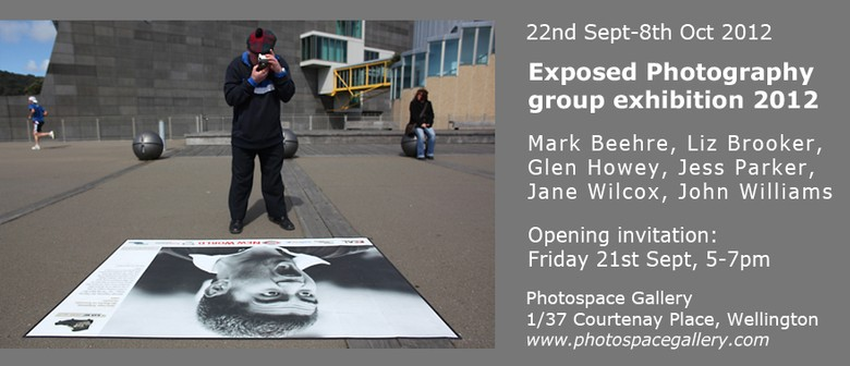 Exposed Photography Group Exhibition 2012