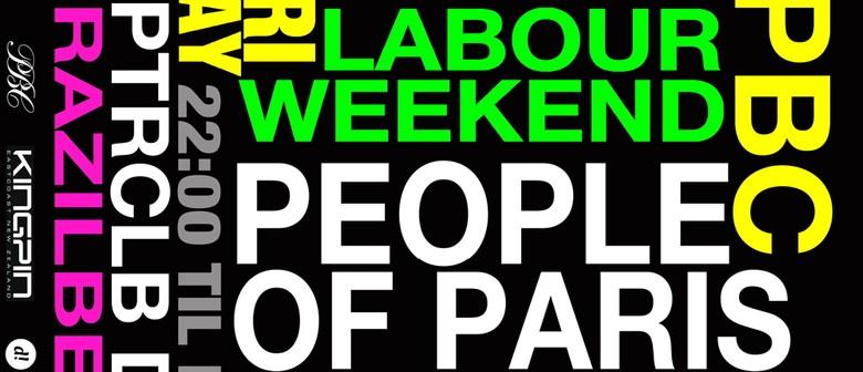 People of Paris & DPTRCLB DJs