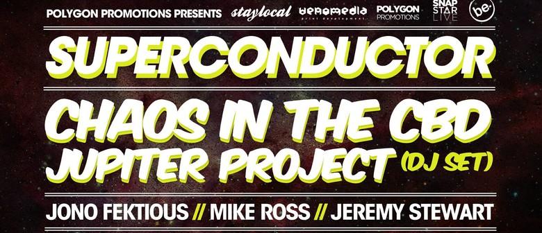 Superconductor ft Jupiter Project (DJ Set)