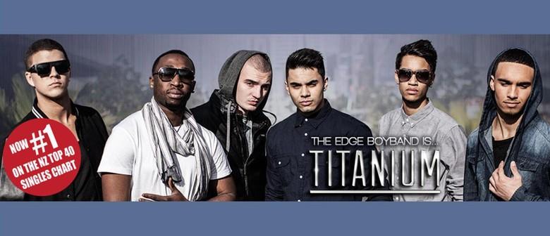 The Edge Presents Titanium: Come On Home Tour