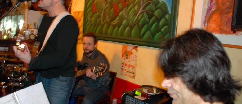 Enrique Morales Trio
