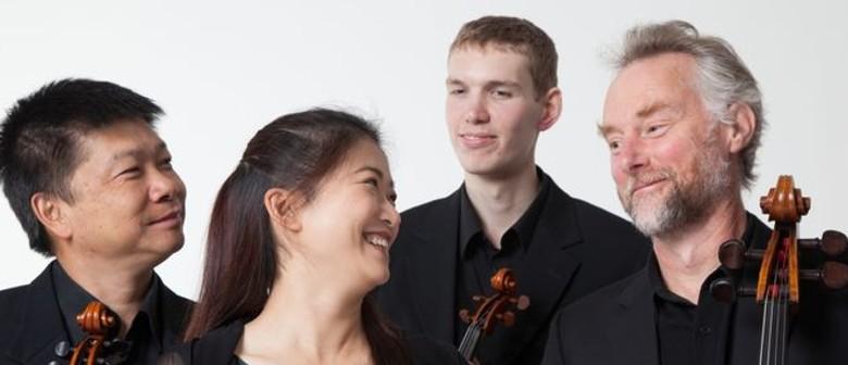 Christopher's Classics: Aroha Quartet with Andrew Joyce