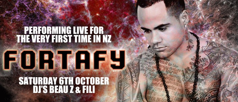 SUPANOVA: Feat FORTAFY in his first NZ Show