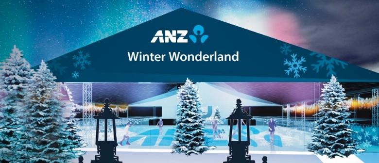 ANZ Winter Wonderland Ice Skating Experience