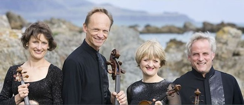 NZSM Friday Lunchtime Concert: NZSQ and Peter Scholes