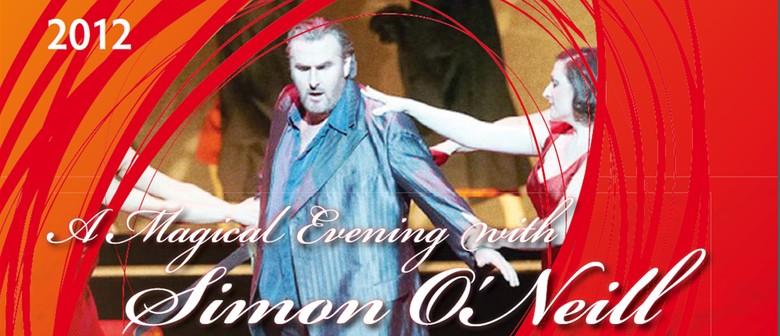 Simon O'Neill Opera Gala