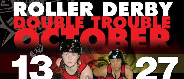 Roller Derby - PCR All Scars vs. Otautahi All Stars