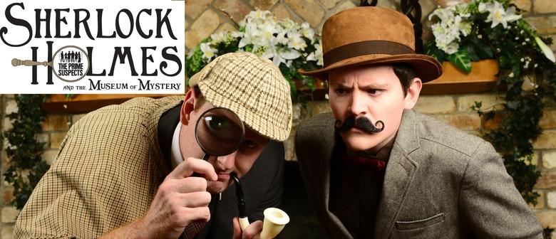 Sherlock Holmes - Christmas Comedy Dinner Show