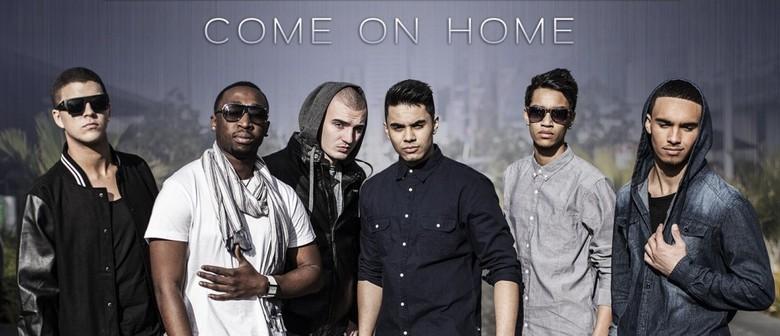 Titanium - Come on Home Tour