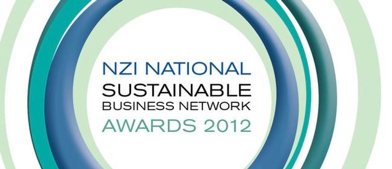 NZI National Sustainable Business Network Awards 2012