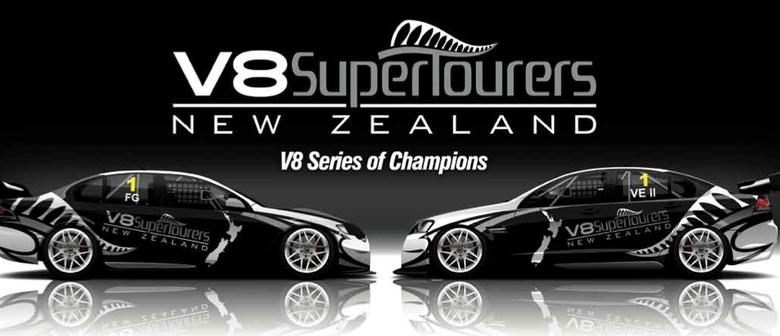 V8SuperTourers - Pukekohe 500 - Corporate Passes