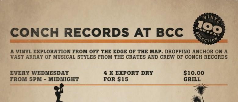 Conch Records