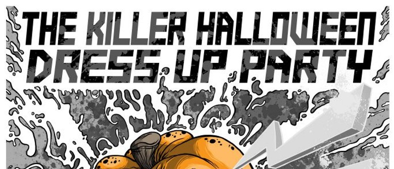 The Killer Halloween Dress Up Party 3