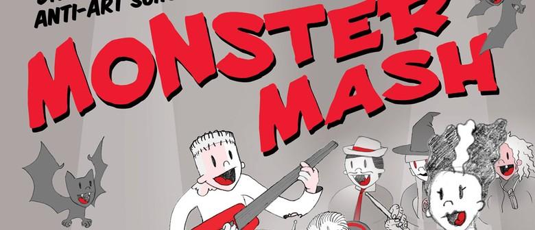 Dr Sketchy's Anti-Art School: MONSTER MASH