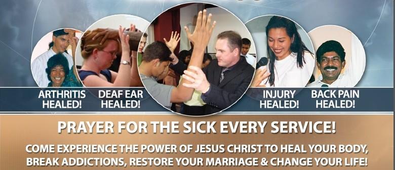 Miracle Healing Meetings - Christchurch - Eventfinda