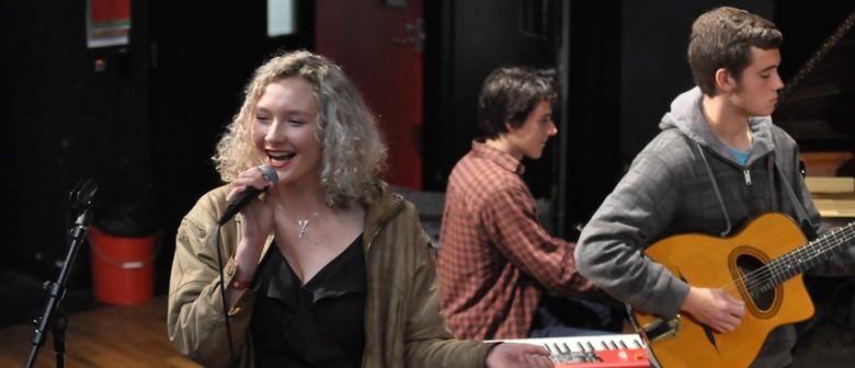 NZSM: Young Musicians Programme Concert No.2 Jazz