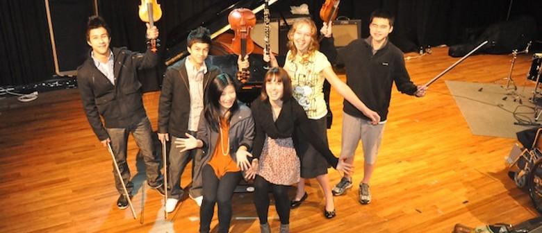 NZSM: Young Musicians Programme Concert No.3