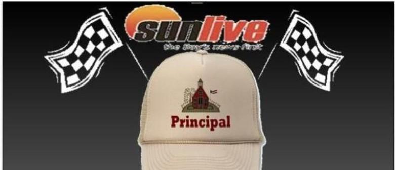 SunLive School Principals Challenge Night featuring Top Half