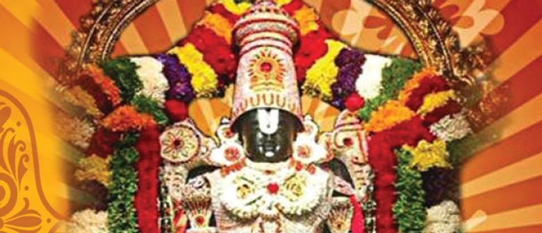 Tirupati Balaji / Lord Srinivasa Abhishek