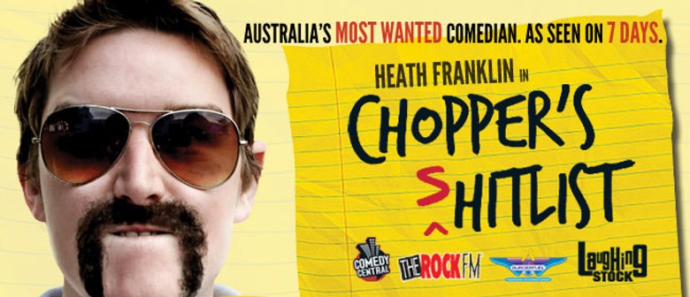 Heath Franklin's Chopper - The (s)Hitlist