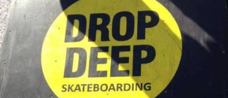 Drop Deep Skateboarding & Media Competition
