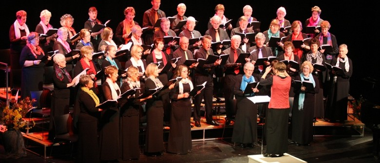 Mid Canterbury Choir sings The Messiah