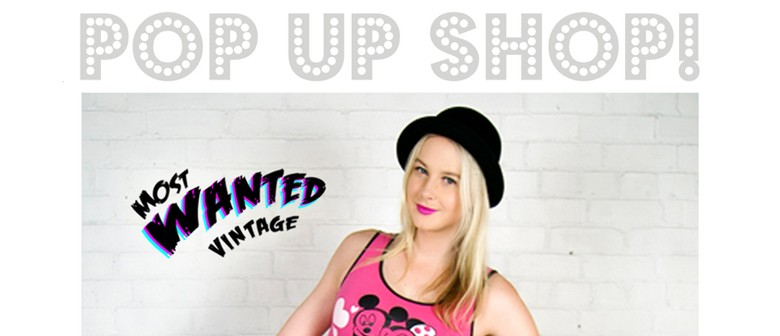 Most Wanted Vintage - Pop Up Shop