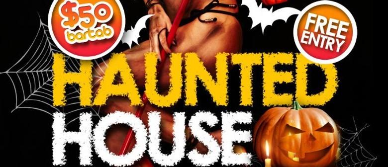 Haunted House feat DJ Manchoo & Billdon Staxx