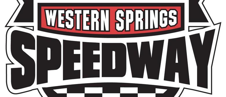 Western Springs Speedway: Practice #2