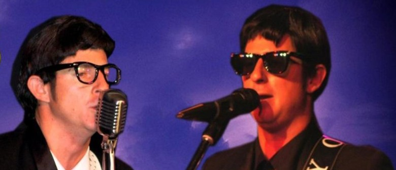 Roy Orbison & Buddy Holly Tribute