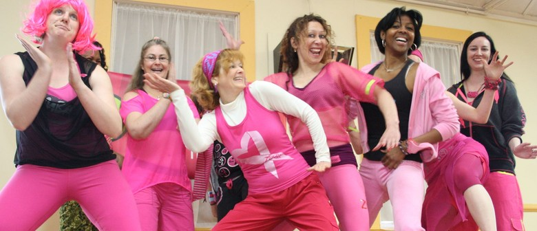 Party In Pink - Wellington Zumbathon Fundraiser for NZBCF