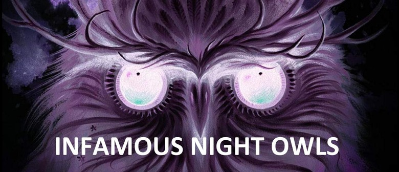 Infamous Night Owls: Indie Acoustic Evening