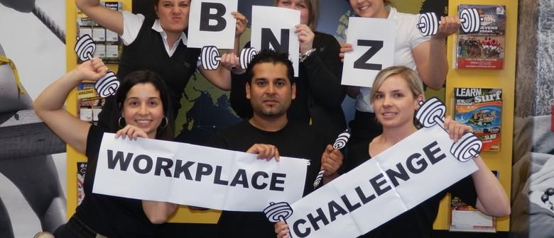 BNZ Workplace Challenge Launch