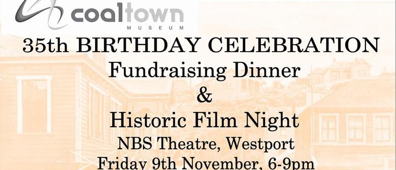 Coaltown Museum 35th Birthday Celebration