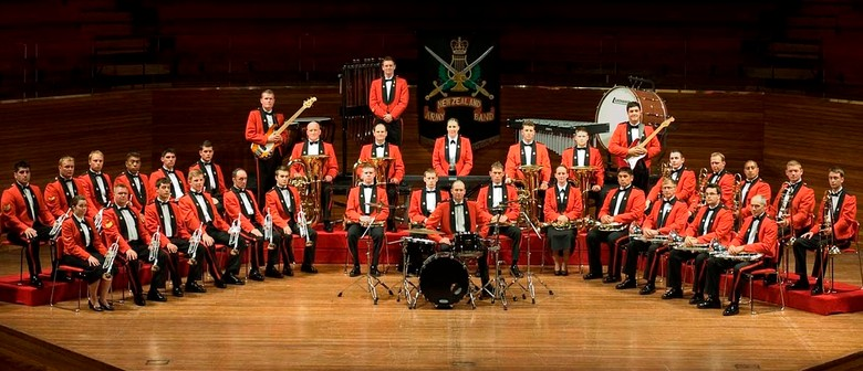 NZ Army Band presents Hometown Heroes