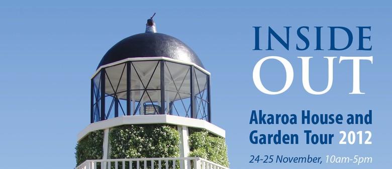 'Inside Out' Akaroa House & Garden Tour 2012